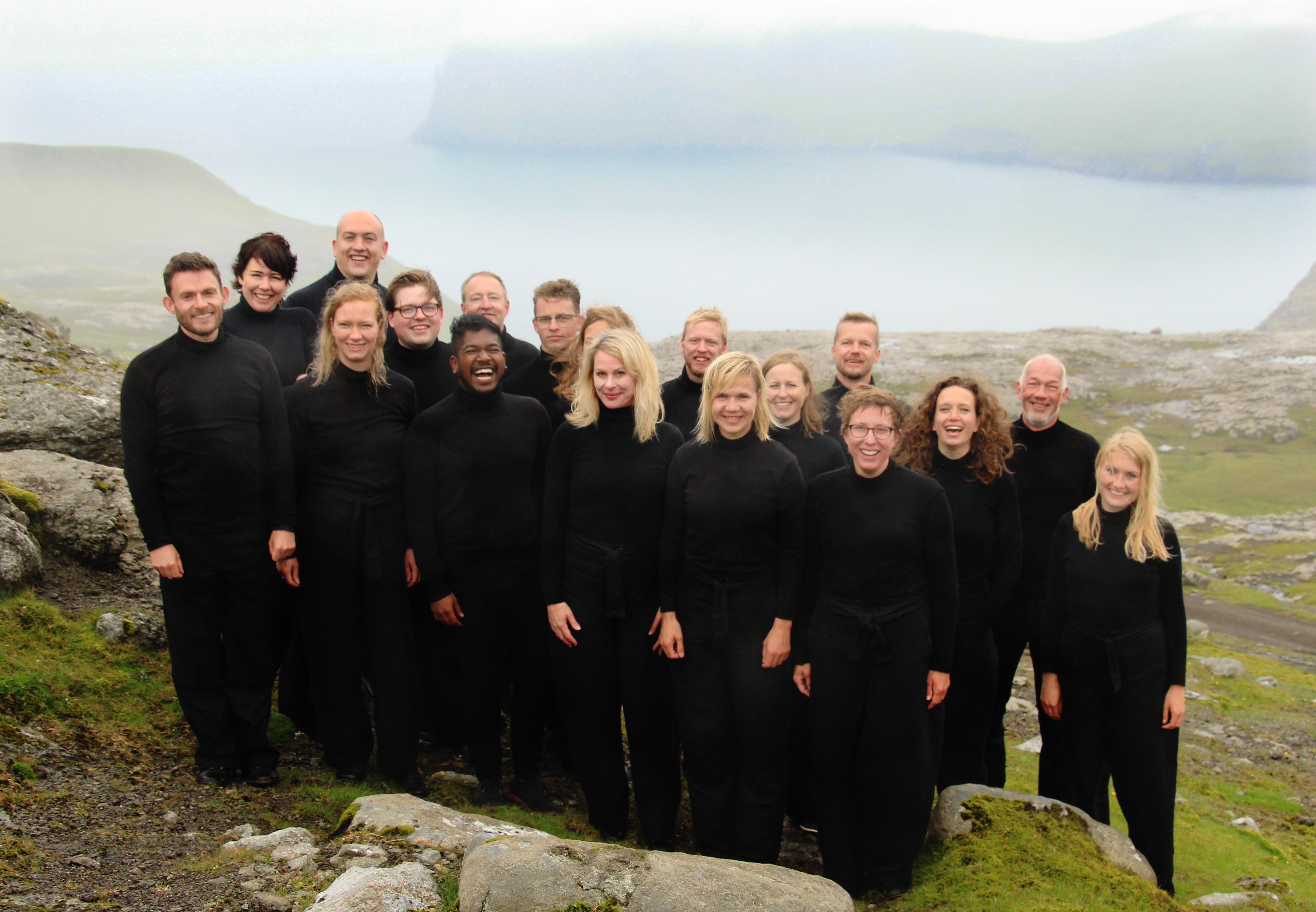 Graabrødre Kammerkor på Færøerne
