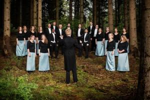 Graabrødre Chamber Choir. Foto: Kristine Funch